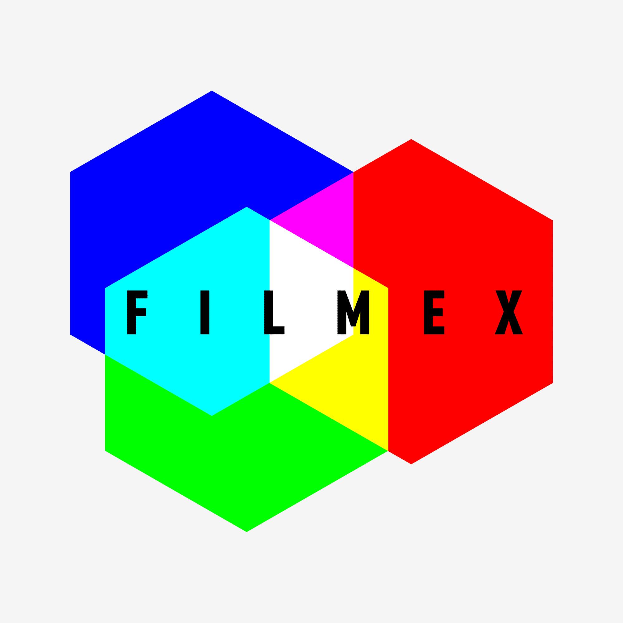 Filmex, logo design: Tero Ahonen