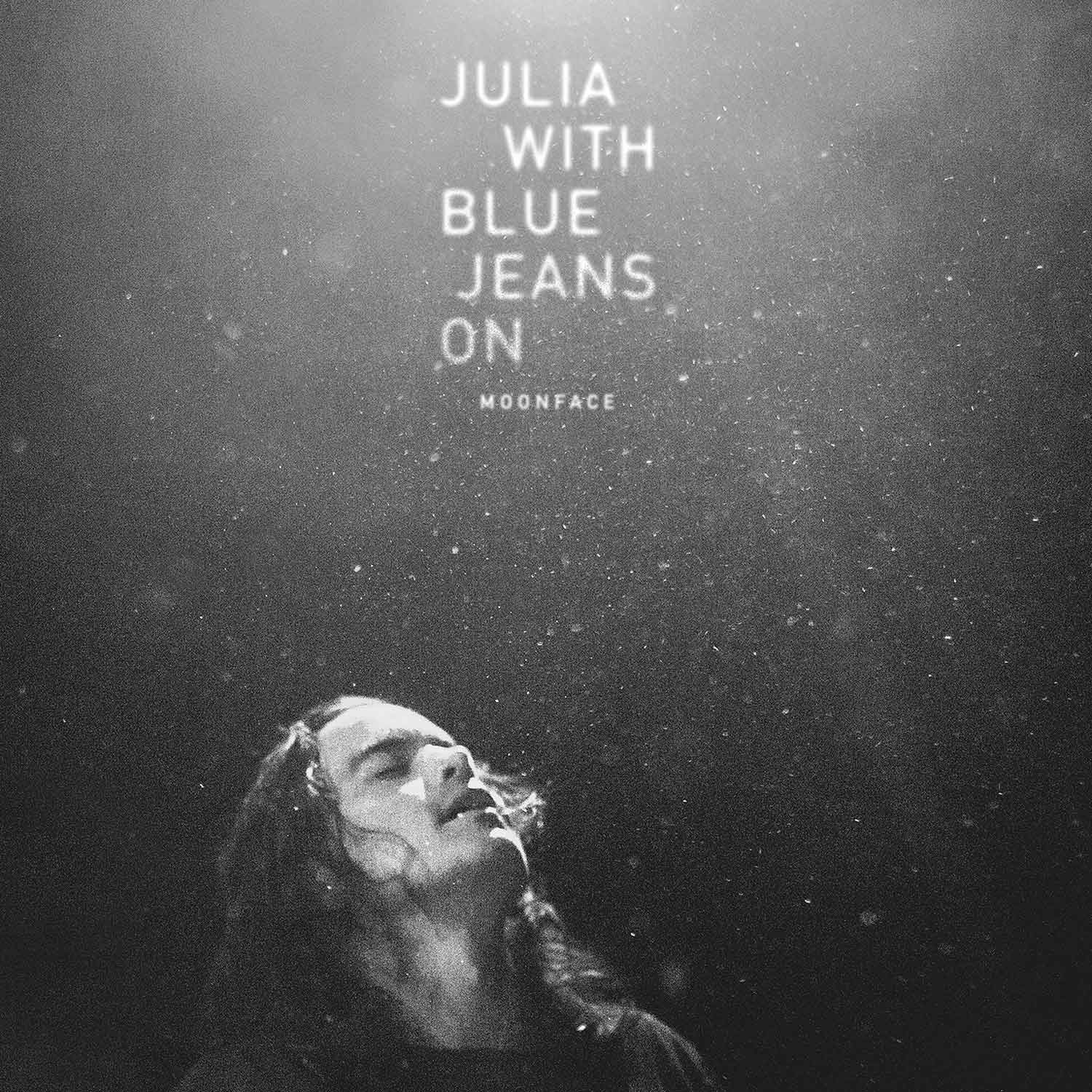Moonface - Julia With Blue Jeans On. Design: Tero Ahonen