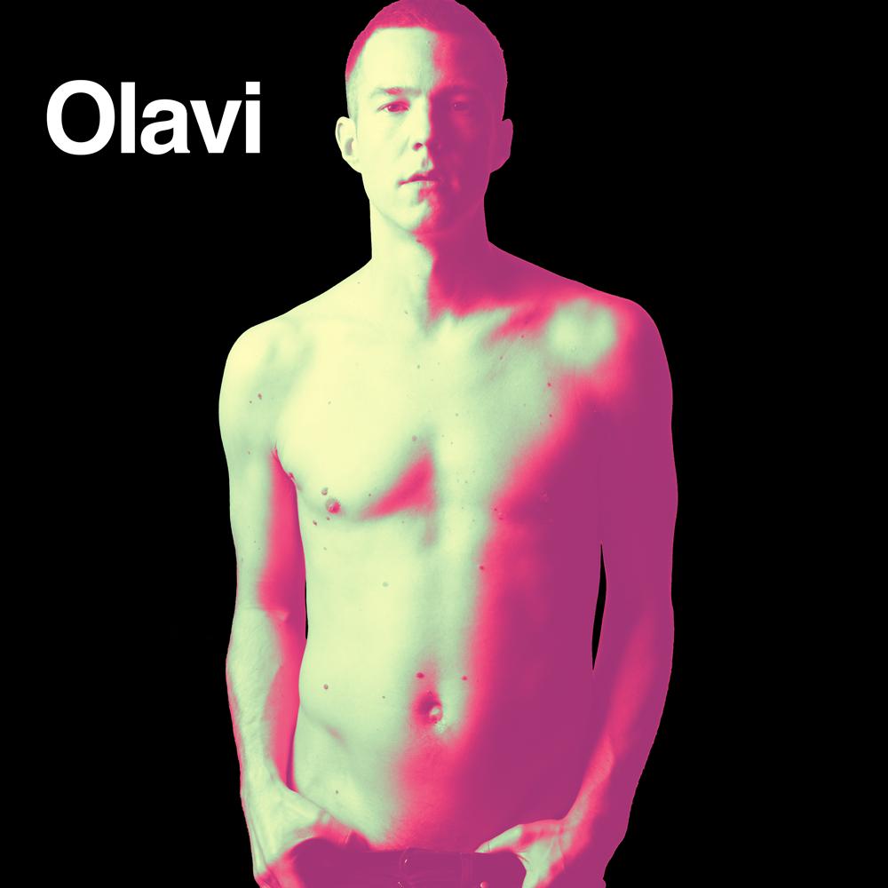 Olavi Uusivirta, kansi: Tero Ahonen